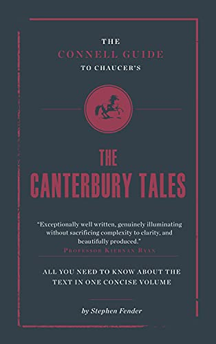 9781907776250: Chaucer's The Canterbury Tales (The Connell Guide To ...)