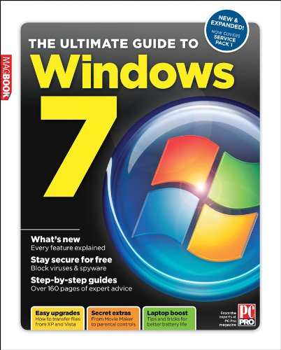 The Ultimate Guide to Windows 7 SP1: Dennis Publishing