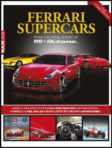 9781907779282: Ferrari Supercars