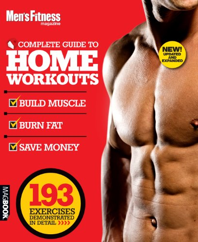 9781907779299: Men's Fitness Complete Guide to Home Workouts
