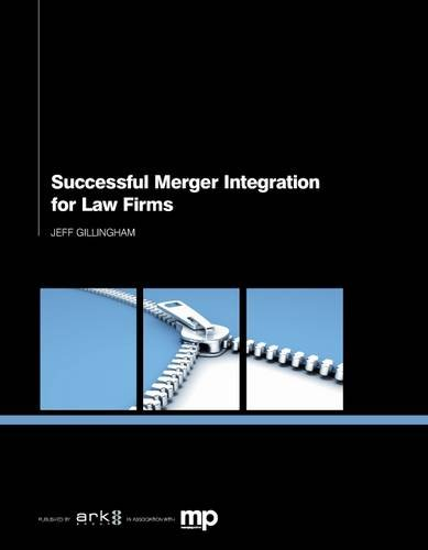 9781907787515: Successful Merger Integration for Law Firms