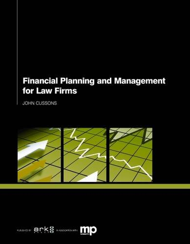 9781907787713: Financial Planning and Management for Law Firms
