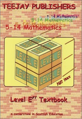 9781907789069: TeeJay 5-14 Mathematics Level EFT Textbook