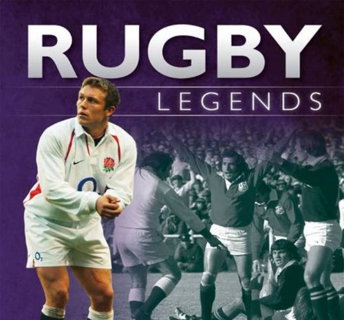 9781907803154: Little Book of Rugby Legends