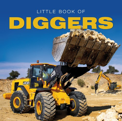 9781907803291: Little Book of Diggers