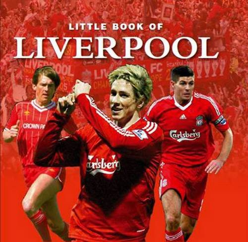 Little Book of Liverpool: Jules Gammond