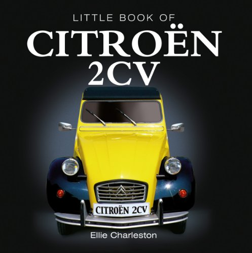 9781907803437: Little Book of Citroen 2CV