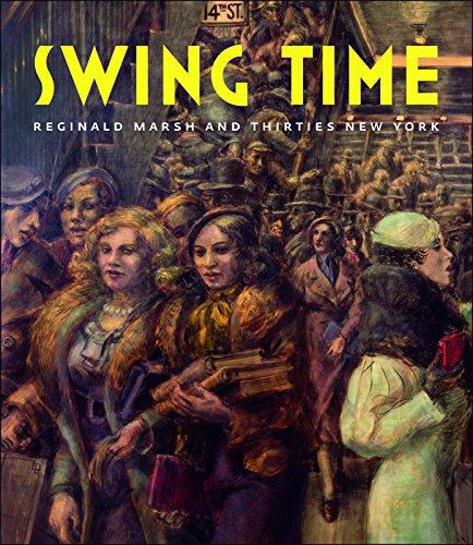 9781907804090: Swing Time: Reginald Marsh and Thirties New York