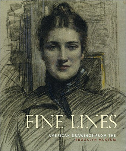 9781907804144: Fine Lines: American Drawings from the Brooklyn Museum