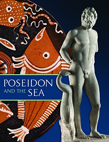 Poseidon and the Sea: Myth, Cult, and Daily Life (Hardcover): Seth D. Pevnick