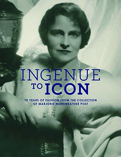 Ingenue to Icon (Hardcover): Prof Howard Vincent Kurtz