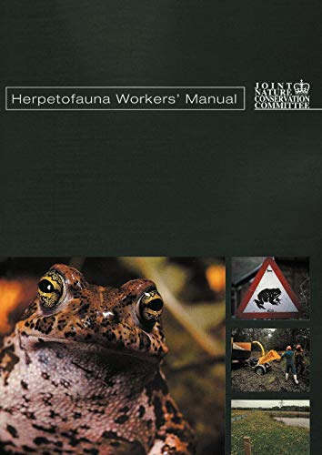 9781907807237: Herpetofauna Workers' Manual