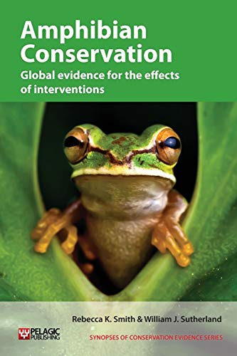 9781907807855: Amphibian Conservation: Global evidence for the effects of interventions (Synopses of Conservation Evidence)