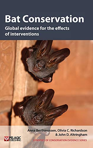 9781907807909: Bat Conservation: Global evidence for the effects of interventions (Synopses of Conservation Evidence)
