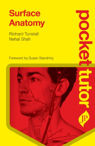 Pocket Tutor Surface Anatomy (Paperback): Richard Tunstall, Nehal