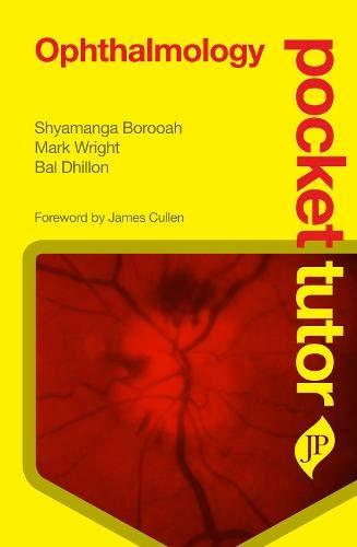 9781907816215: Ophthalmology (Pocket Tutor)