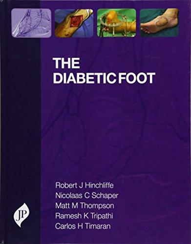 9781907816628: The Diabetic Foot