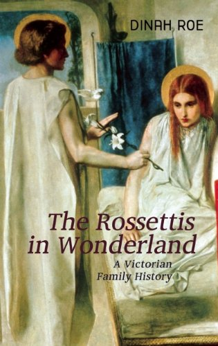 9781907822018: The Rossettis In Wonderland: A Victorian Family History