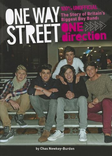 One Way Street Story of One Direction: Newkey-Burden, C