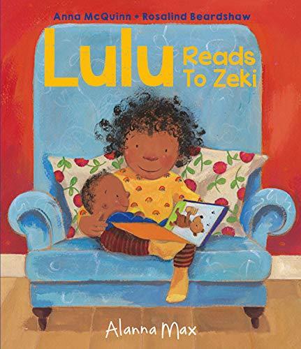 Lulu Reads to Zeki: McQuinn, Anna; Beardshaw, Rosalind