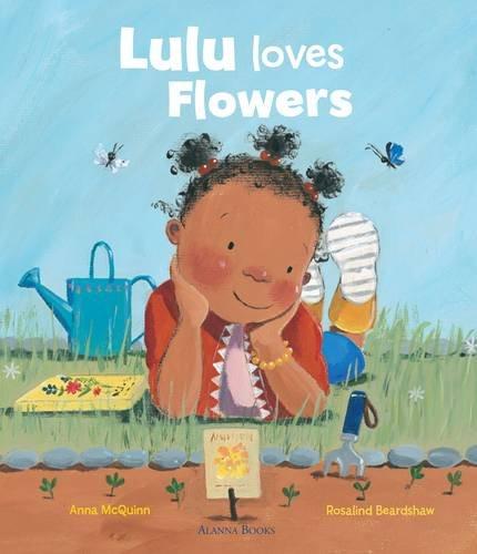 Lulu Loves Flowers: McQuinn, Anna, Beardshaw, Rosalind