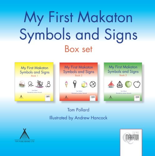 9781907864056 My First Makaton Symbols Signs Series 1 Collection