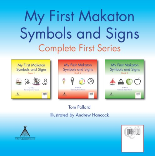 9781907864124 My First Makaton Symbols And Signs Complete First
