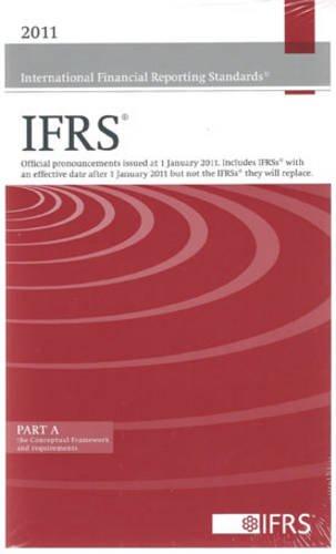 2011 International Financial Reporting Standards IFRS (Red: International Accounting Standards