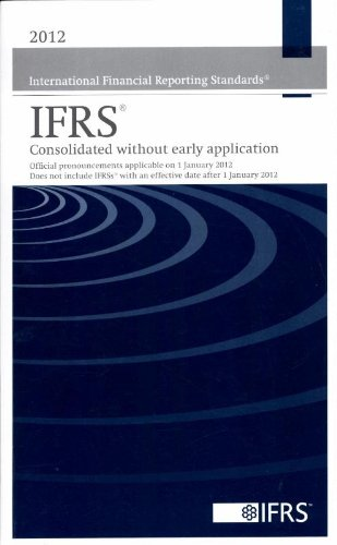 2012 International Financial Reporting Standards IFRS(R) -: International Accounting Standards