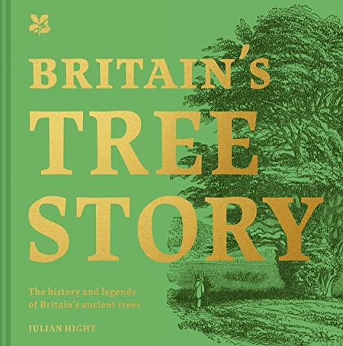 9781907892202: Britain's Tree Story (National Trust History & Heritage)