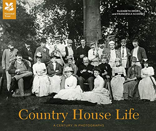 9781907892257: Country House Life: A century in photographs (National Trust History & Heritage)
