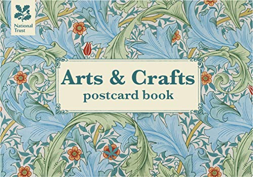 Arts & Crafts Postcard Book (National Trust Art & Illustration): Trust, National