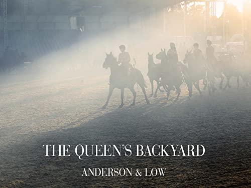 Queen's Backyard (Hardcover): Jonathan Anderson