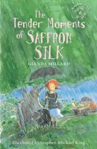 The Tender Moments of Saffron Silk (Paperback): Glenda Millard