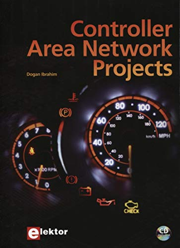 9781907920042: Controller Area Network Projects