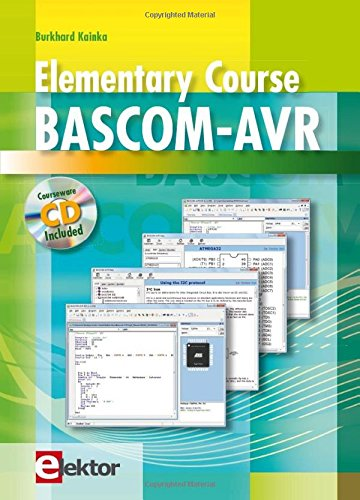9781907920110: Elementary Course BASCOM-AVR