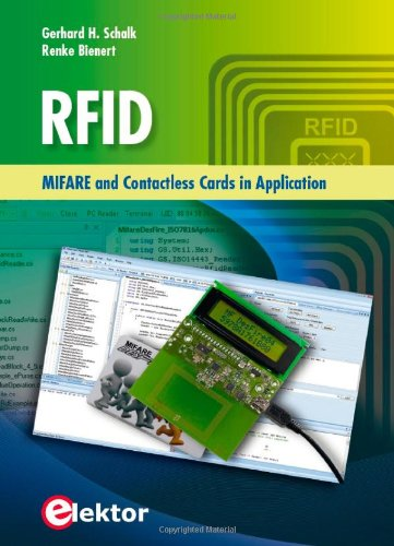 9781907920141: RFID: MIFARE and Contactless Cards in Application