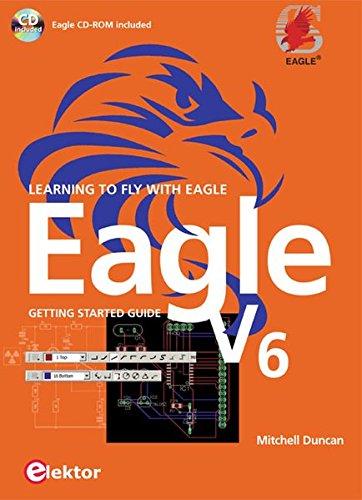 9781907920202: Eagle V6: Getting Started Guide [PCB Design]