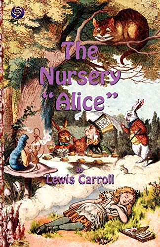 The Nursery Alice (Paperback): Lewis Carroll, Emily