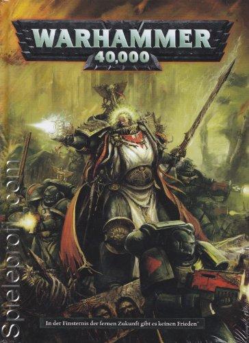 9781907964824: Warhammer 40000 Rulebook (German Edition)