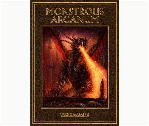 9781907964916: Warhammer: Monstrous Arcanum