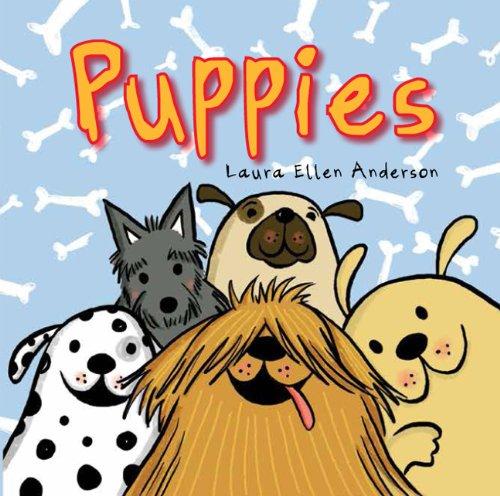 Puppies: Laura Ellen Anderson