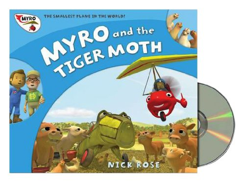 9781907972324: Myro and the Tiger Moth: Myro, the Smallest Plane in the World (Myro Goes to Australia)