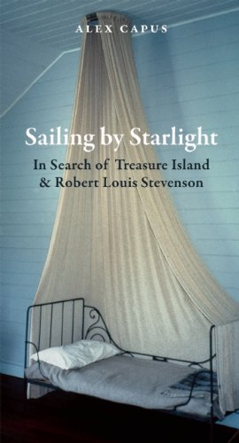 9781907973741: Sailing by Starlight: In Search of Treasure Island and Robert Louis Stevenson