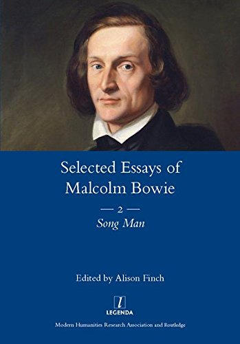9781907975493: The Selected Essay of Malcolm Bowie: 2 (Legenda Main)