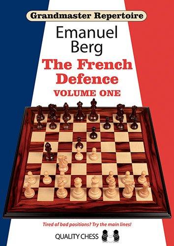 Grandmaster Repertoire 14 - The French Defence: Berg, Emanuel