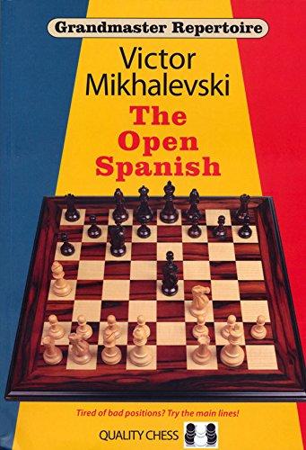 9781907982446: Grandmaster Repertoire 13: The Open Spanish