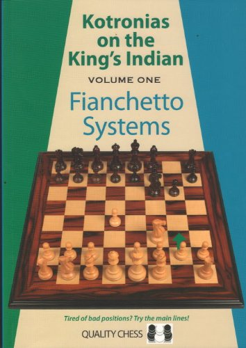 9781907982545: Kotronias on the King's Indian: Fianchetto Systems
