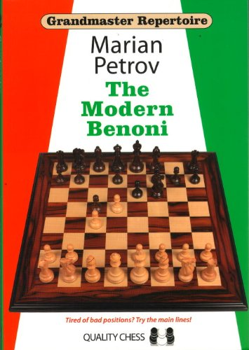 9781907982606: Grandmaster Repertoire 12 - Modern Benoni