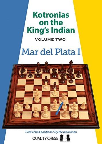 Kotronias on the King's Indian: Mar del: Vassilios Kotronias